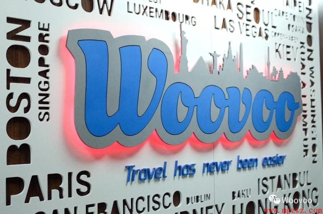 Woovoo—蒙古的世界级手机软件